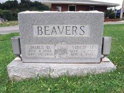 Virgie Mae <i>Sayers</i> Beavers