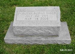 Dorothy <i>Bomar</i> Baker