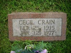 Cecil Crain