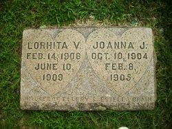 Joanna J Crain