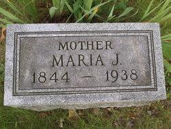 Maria Jane <i>Miner</i> Millard