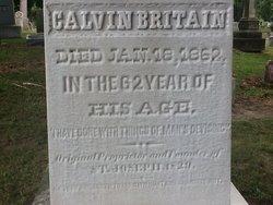 Gen Calvin Britain