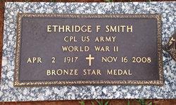 Ethridge Franklin Smith