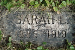 Sarah L. <i>Ness</i> Anderson