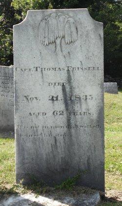 Capt Thomas Frissell