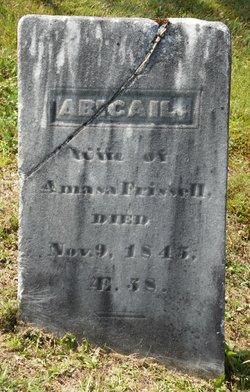 Abigail Frissell