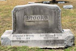 Anne Woodie <i>Smith</i> Brooks