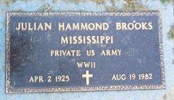 Julian Hammond Brooks