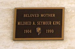 Mildred A. <i>Seymour</i> King