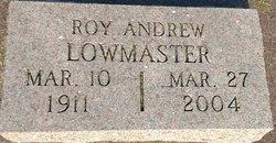 Roy Andrew Lowmaster, Sr