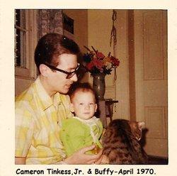 Wilbert Cameron Cam Tinkess, Jr