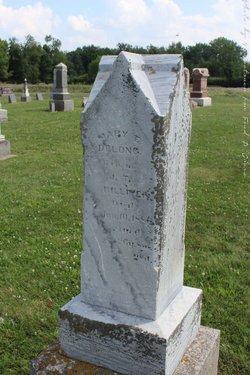 Mary E. Molly <i>DeLong</i> Billiter