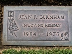 Huldah Jean Burnham