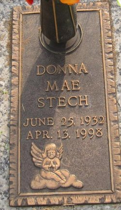 Donna Mae Stech