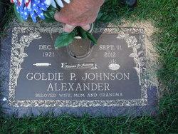 Goldie Pauline <i>Steelman</i> Alexander