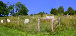 Armstrong-Hiner Family Cemetery