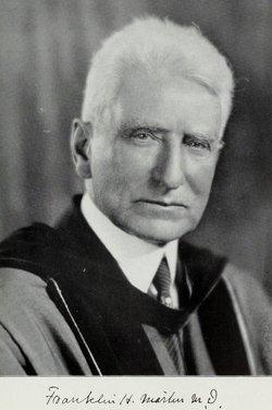 Dr Franklin Henry Martin