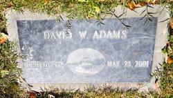 David Wallace Adams