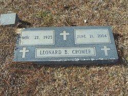 Leonard B L.B. Cromer