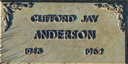 Clifford Jay Anderson
