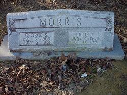 Lillie <i>Toler</i> Morris