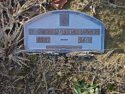 Nancy <i>Morris</i> Moore