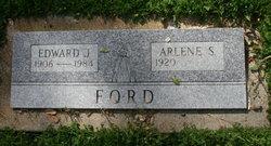 Edward J Ford