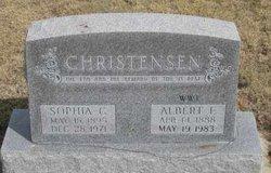 Albert Edward Christensen
