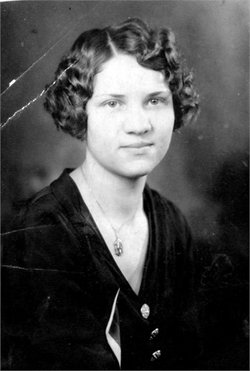 Mrs Ruth Lucille <i>Brown</i> Garton