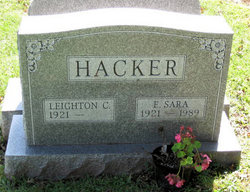 E. Sara Hacker