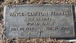 Vance Clifton Ferrell