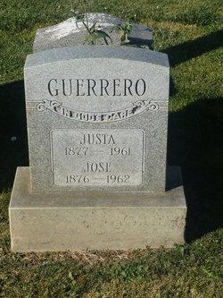 Justa Guerrero