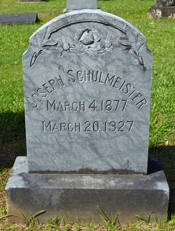 Joseph Schulmeister