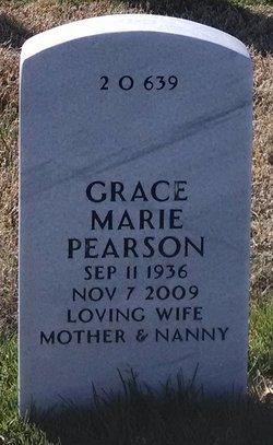Grace Marie <i>Masterson</i> Pearson