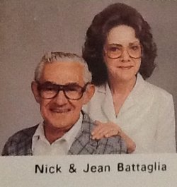Nicholas J Nick Battaglia