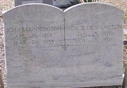 John B. Dunnington