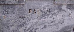 Calla <i>Harper</i> Baham