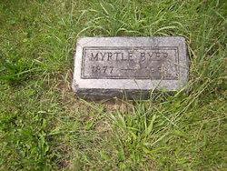 Myrtle Erla <i>Reid</i> Byer