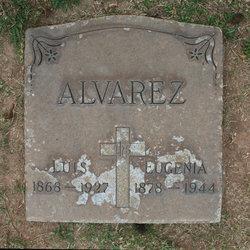 Maria Eugenia <i>de la Garza</i> Alvarez