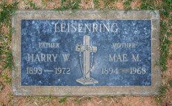 Mary Magdalene Mae <i>Hughes</i> Leisenring
