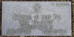 Oliver Otavio Tafoya