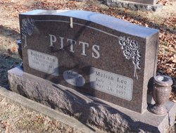 Melvin Lee Pitts