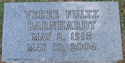 Veree <i>Fultz</i> Barnhardt