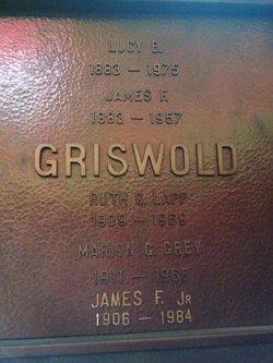 Margaret Denison Griswold