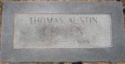 Thomas Austin Craven