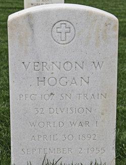 Vernon Wesley Hogan