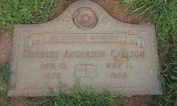 Herbert Anderson Carlton