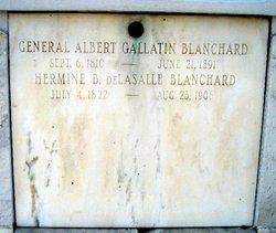 Albert Gallatin Blanchard
