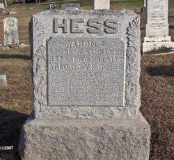 Aaron C. Hess
