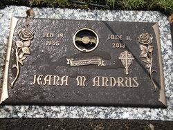 Jeana Marie <i>Infanti</i> Andrus